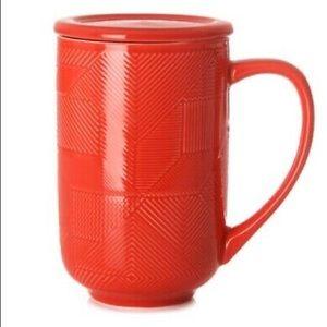 David's Tea Holly Textured Nordic Mug